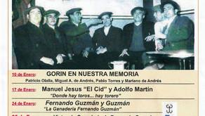 Seminarios Taurinos de Colmenar Viejo.