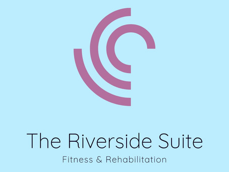 New Riverside Suite Sign - let me know what you think!