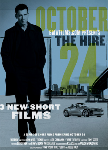 BMW Films The Hire