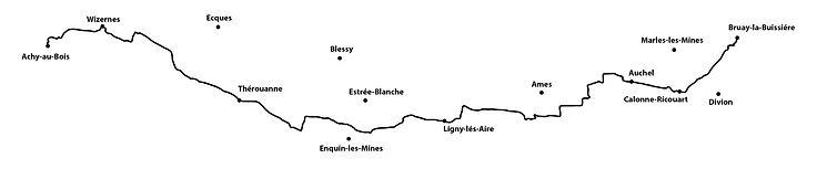 Day 05 Auchy-Au-Bois to Bruay-Le-Buissie