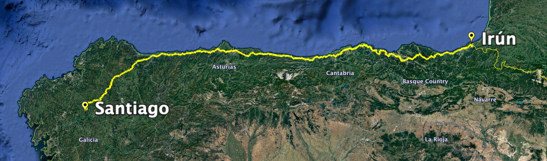 Camino del Norte Map.jpg