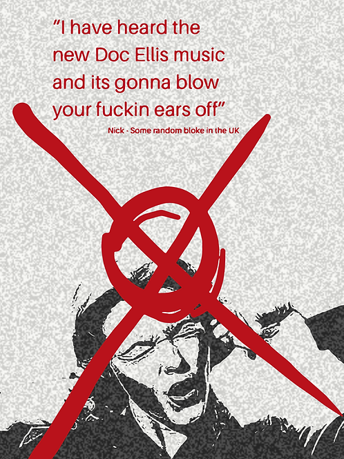 New Album Poster