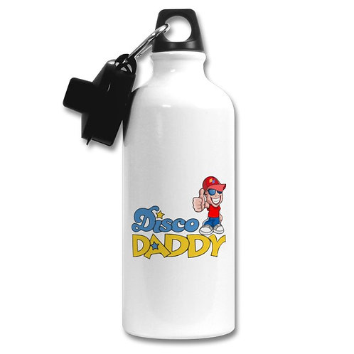 Official Commemorative Disco Daddy Water Bottle