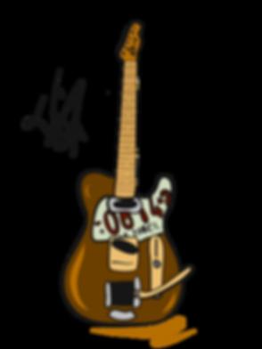 Signature Guitar Design