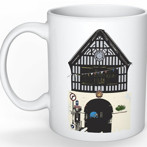 Love from Bridgnorth - Mug