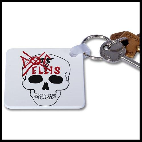 Doc Ellis Key Fob