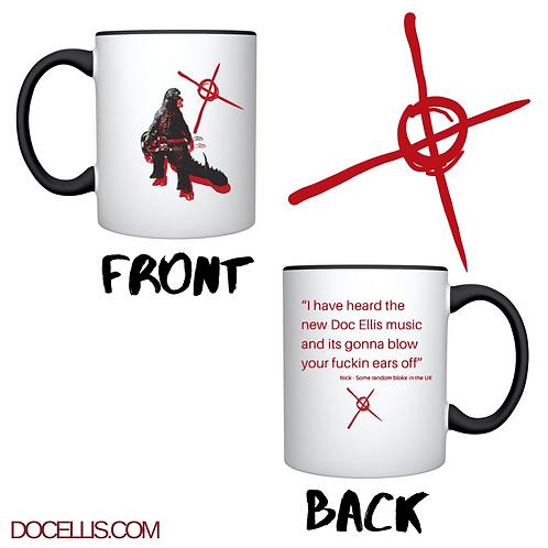 #18 of the Doc Mug Signature Series - DocZilla Album