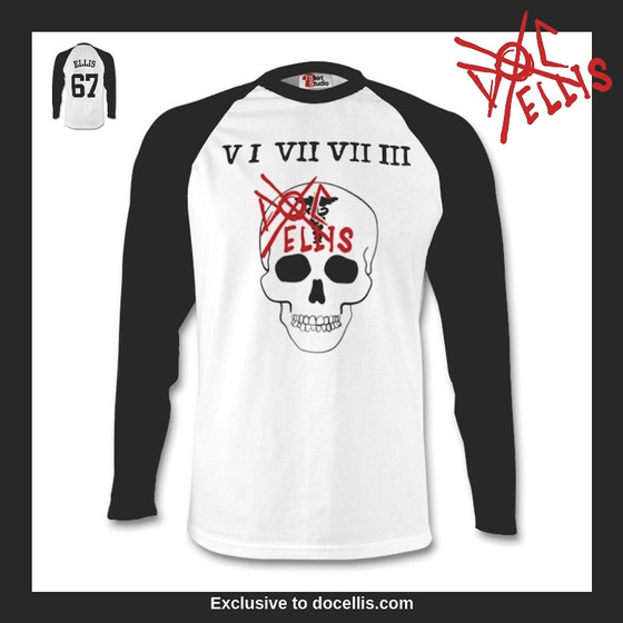 Ellis 67 Exclusive Baseball Shirt
