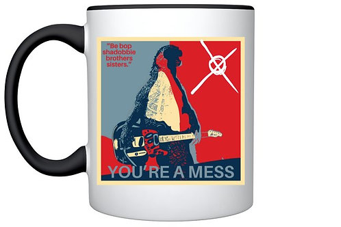 #19 of the Doc Mug Signature Series - Mess