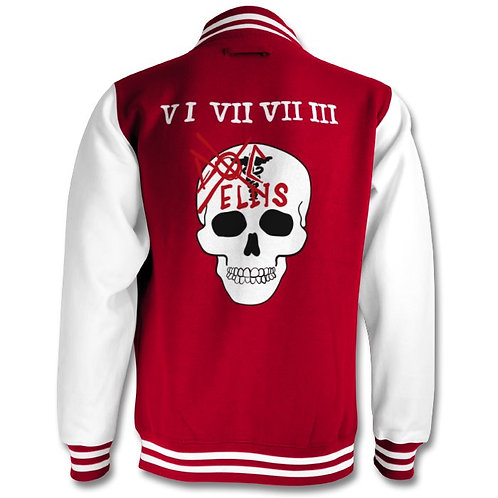 Ellis Ladies Varsity Jacket