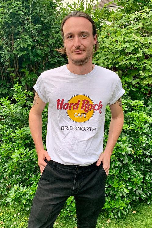 Hard Rock Cafe Bridgnorth tshirt