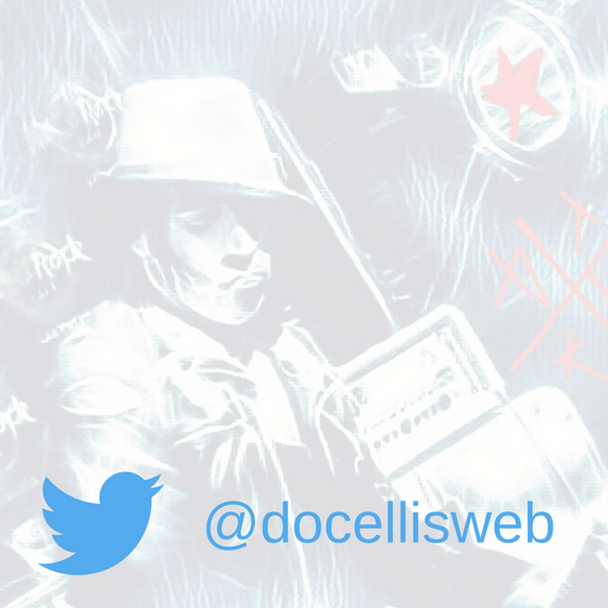 docellis.com now on twitter