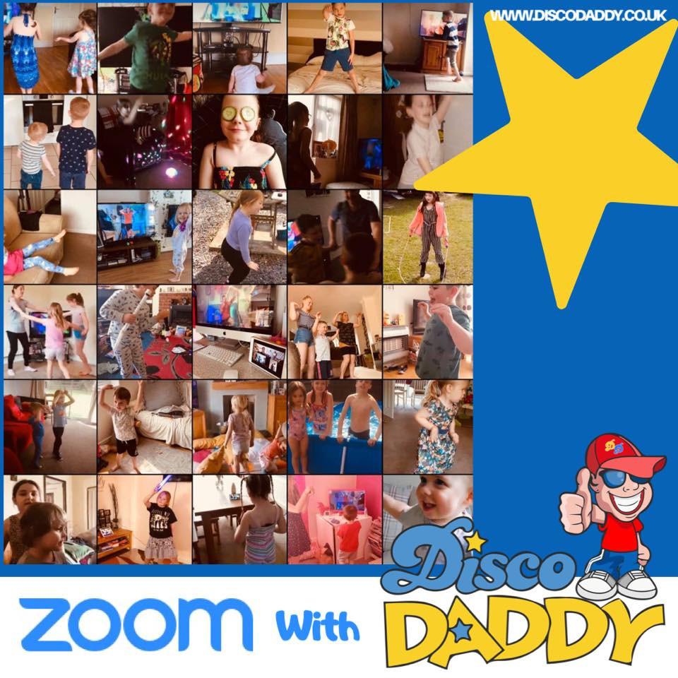 Zoom Parties