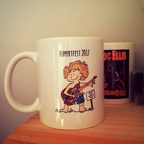 Limited Edition Rupertfest Mug (All Profits to Ruperts Revenge)