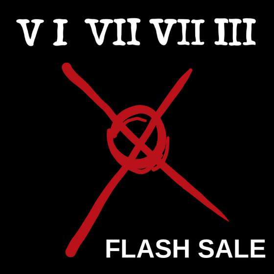 FLASH SALE ENDS 12th DECEMBER