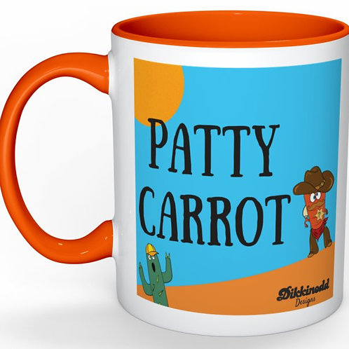 Hey Patty Carrot - Exclusive