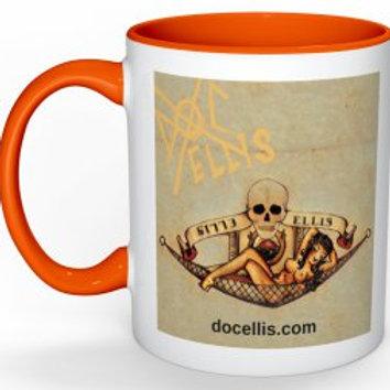 #12 of the Doc Mug Signature Series - Original Tattoo