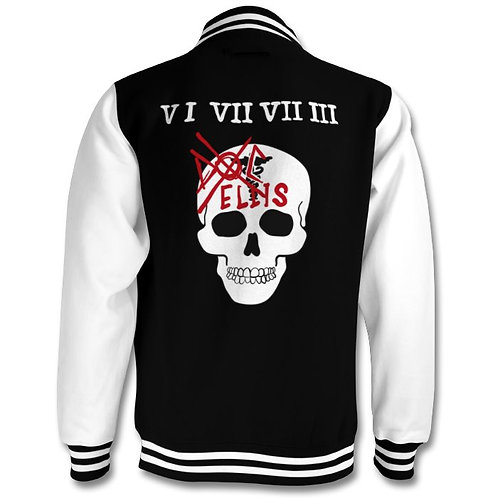 Ellis Mens Varsity Jacket