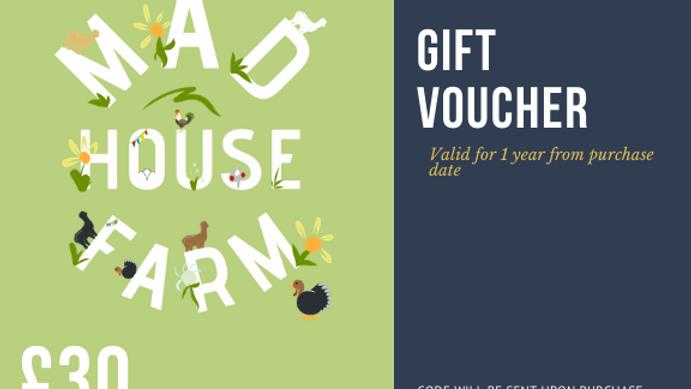 £30 Paca Picnic Gift Voucher