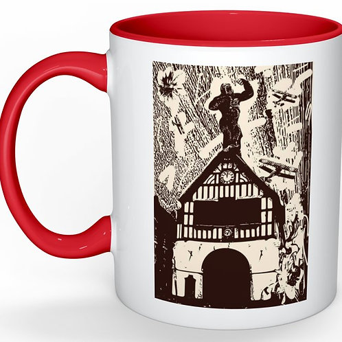King Kong Does Bridgnorth Mug