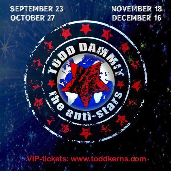 Todd Dammit - The Anti Stars