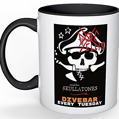 #9 of the Doc Mug Signature Series -Dive