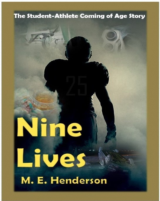 Nine Lives Cover
