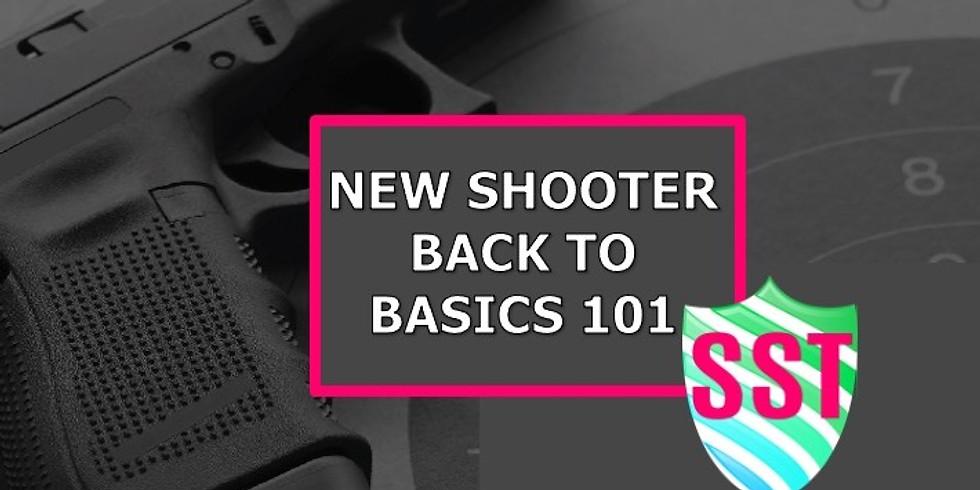 Back to Basics (Handgun 101) - $65