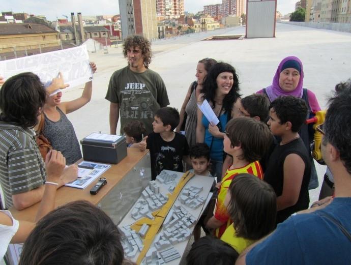Programmation pour la revitalisation des espaces publics de Sants