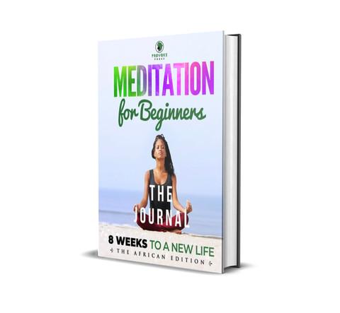 Meditation for Beginners Journal