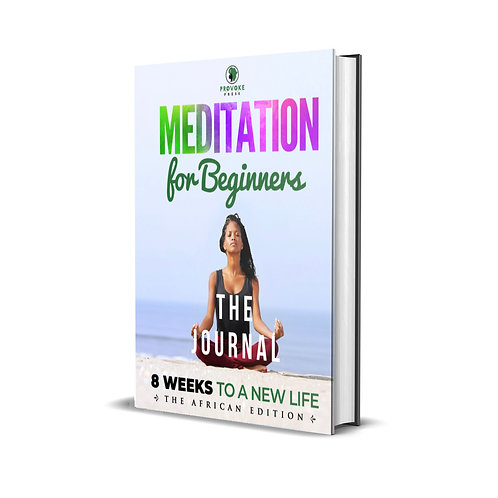 (eWorkbook) Meditation for Beginners Journal