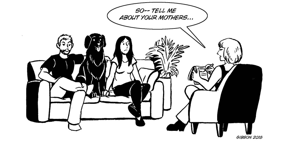 Dog Training as Couples Therapy