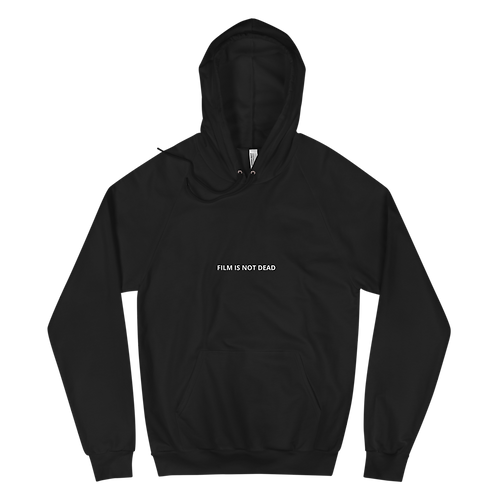 GUSTO35: FILM IS NOT DEAD (unisex hoodie)