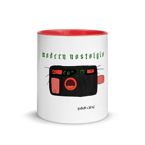 MODERN NOSTALGIA X DRUKI (COFFEE MUG)