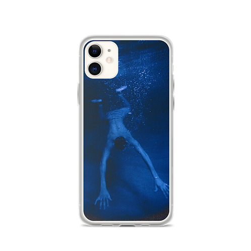 """GUSTO35 """"SURVIVAL, IF BUTTERFLIES CAN SWIM"""" [iPhone Case]"""