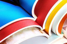 libri colorati