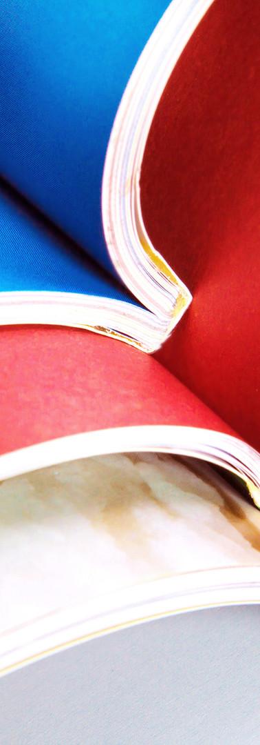 Красочные книги