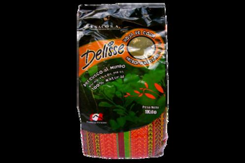 One Kilo Coca Leaf Powder