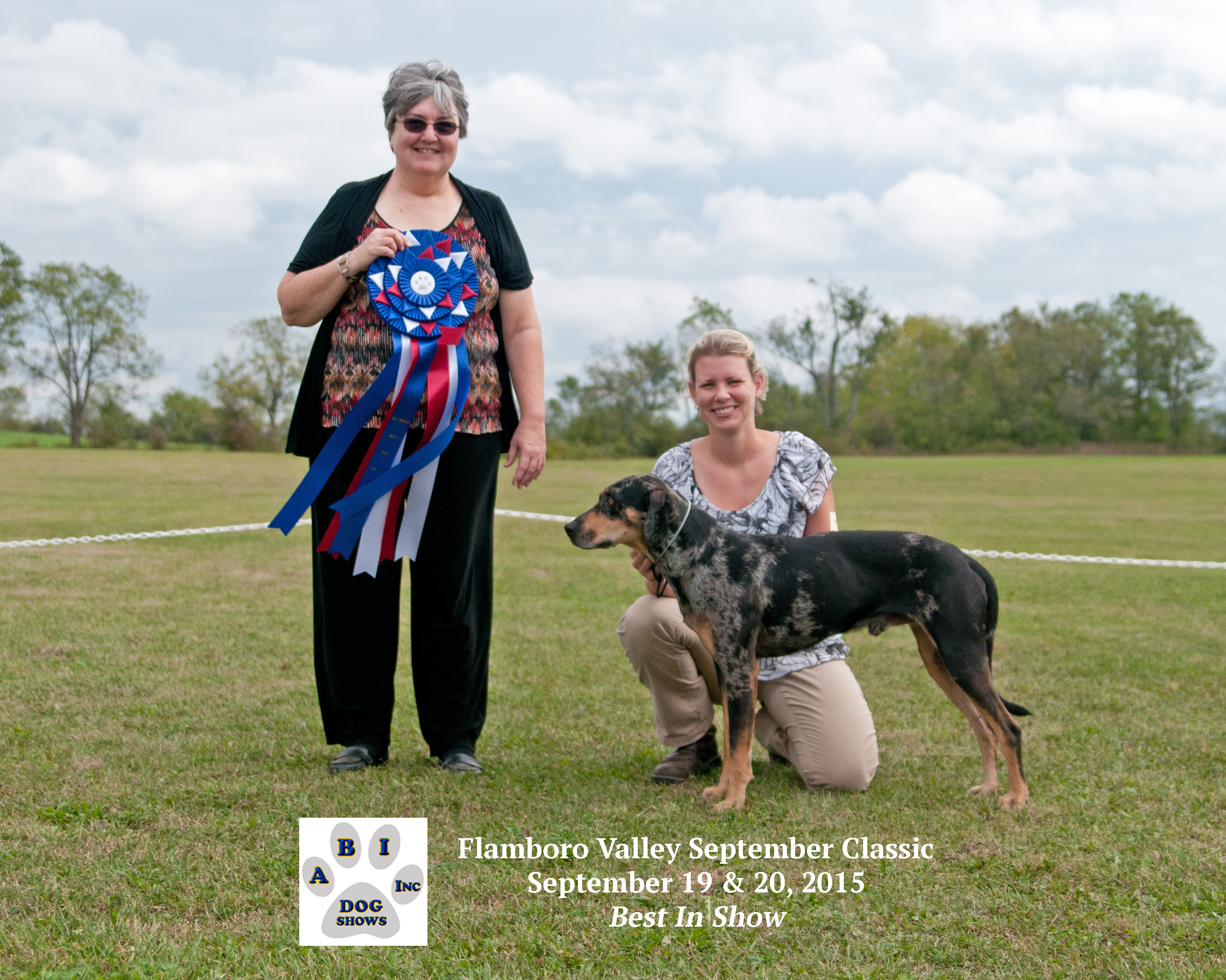 Best in Show - Sept 19, 2015