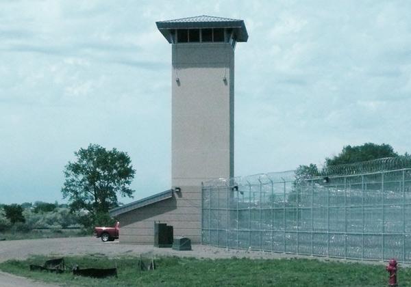 Pen Guard Tower