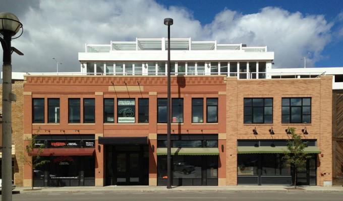 Humpback Sallys / Becker Building
