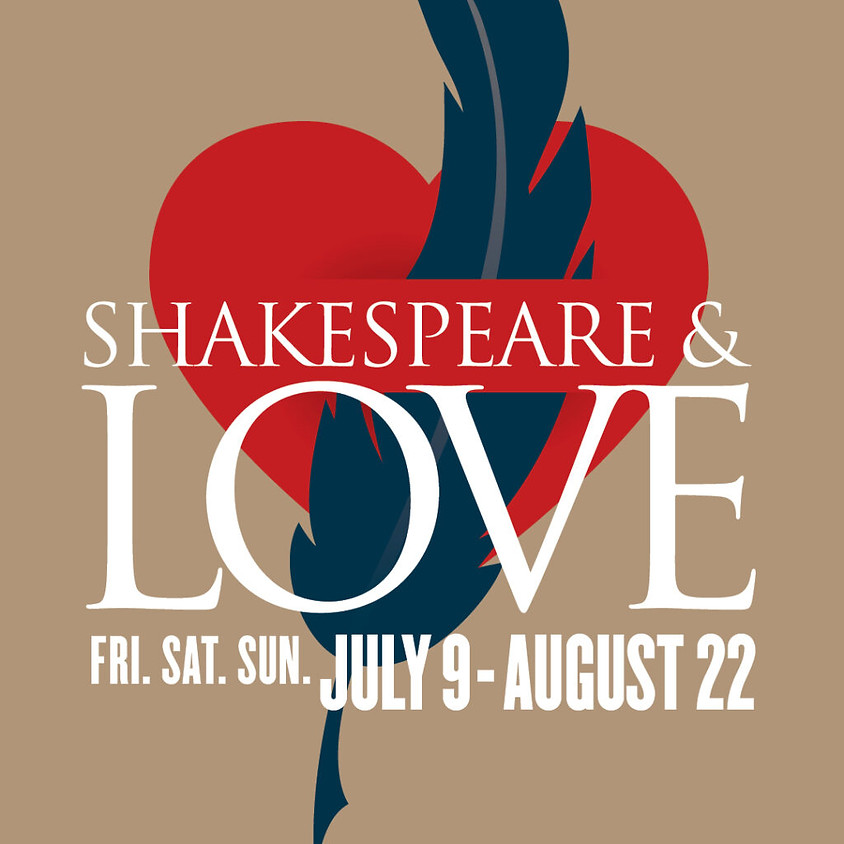 FREE Tickets to Shakespeare & Love @ Freedom Run Winery