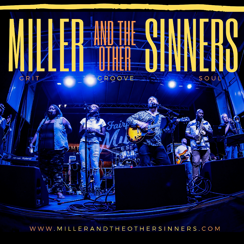 Freedom Run Winery Music Series: Miller and The Other Sinners
