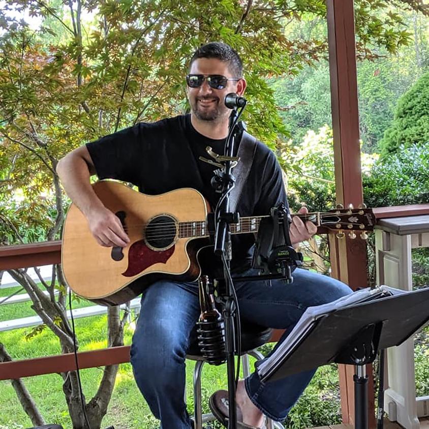 An Acoustic Brunch with AJ Tetzlaff @ Freedom Run Winery