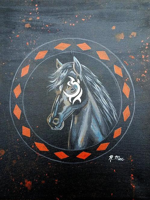 Beastmode Black Stallion