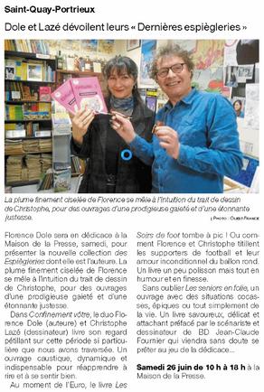 Saint-Quai-Portrieux le 26 Juin