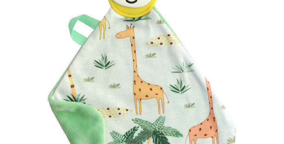 Malarkey: Munch-it Blanket - Gentle Giraffe