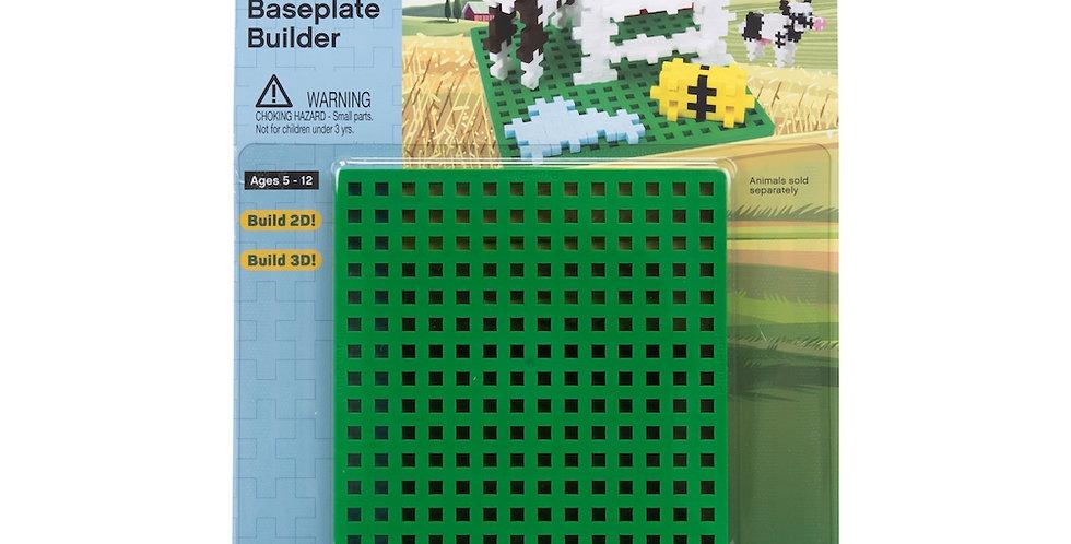 Plus-Plus - Baseplate Builder - Farm