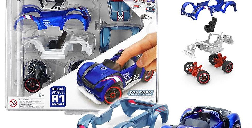 Modarri: Delux R1 Roadster Car Set