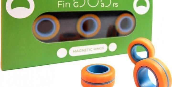 Blue Orange Games: FinGears Orange-Blue - Small